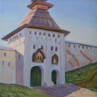 Хорошилова Елена Башня Саввино-Сторожевского монастыря