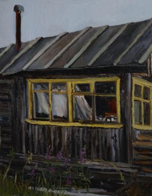 Хорошилова Елена Старый дом Терский берег