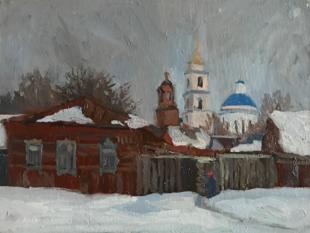 Хорошилова Елена К соседке Серпухов