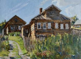Хорошилова Елена Умба-деревня
